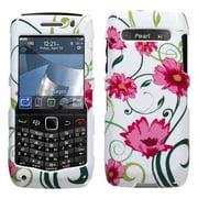 Insten® Phone Protector Cover For BlackBerry 9100, Lovely Flowers