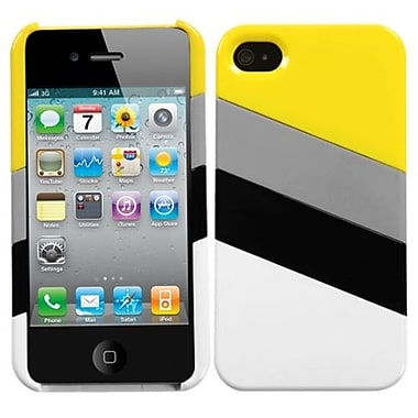Insten® MyColor Splash 006 Protector Cover For iPhone 4/4S