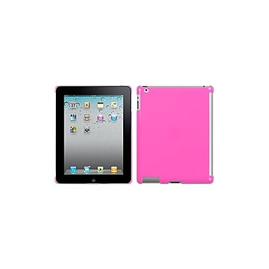 Insten SmartSlim Back Protector Cover For iPad 2/3/4, Natural Blush (1016993)