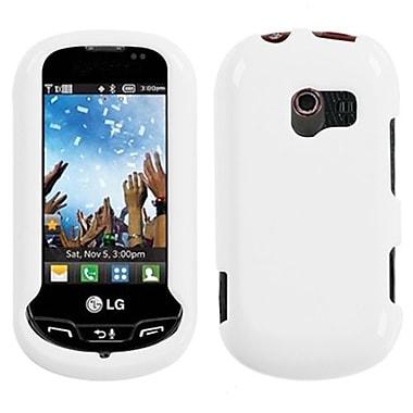 Insten® Protector Cover For LG VN271 Extravert, Natural Ivory White
