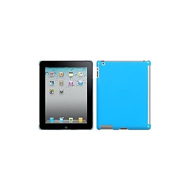 Insten SmartSlim Back Protector Cover For iPad 2/3/4, Natural Turquoise (1017086)