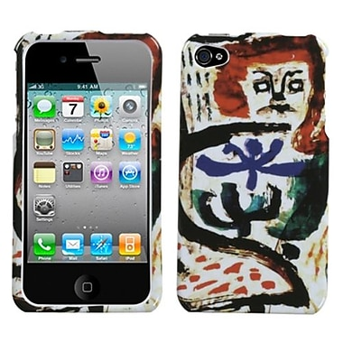 Insten® Phone Protector Cover F/iPhone 4/4S, Oriental Art