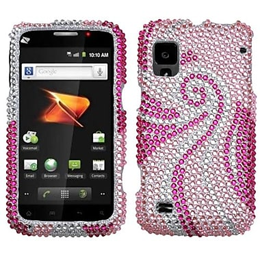 Insten Diamante Protector Case For ZTE N860 Warp, Phoenix Tail (1017173)