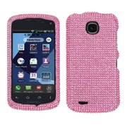 Insten® Diamante Protector Cover For Pantech ADR910LVW Marauder; Pink