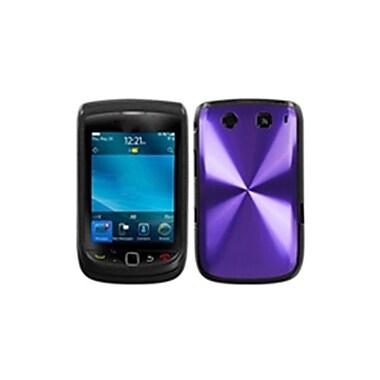 Insten® Cosmo Protector Cover For BlackBerry 9800/9810, Purple