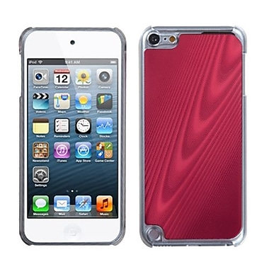Insten Cosmo Back Protector Cover For iPod Touch 5th Gen, Red (1017618)