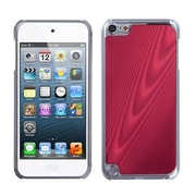 Insten® Cosmo Back Protector Cover For iPod Touch 5th Gen, Red