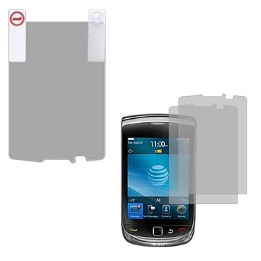 Insten® 2/Pack Screen Protector For BlackBerry 9810 Torch 4G