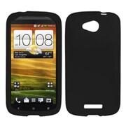 Insten® Skin Case For HTC-One VX, Solid Black