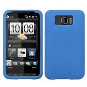 Insten® Skin Cover For HTC HD2, Solid Dark Blue
