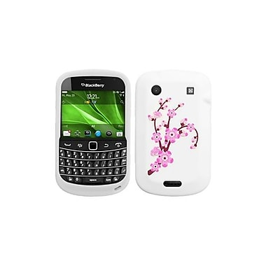Insten® Skin Cover For BlackBerry 9930/9900, Sketched Bars