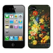 Insten® Back Protector Cover F/iPhone 4/4S, Springtime Dream