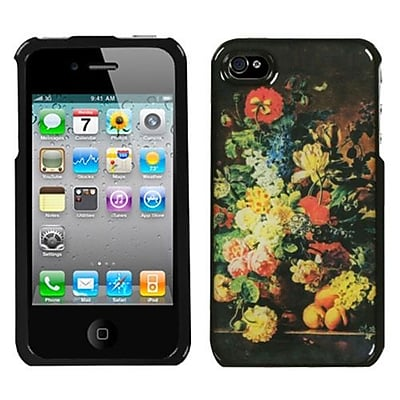 Insten® Dream Protector Cover F/iPhone 4/4S; Springtime