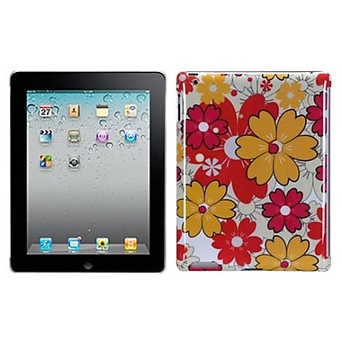 Insten Back Protector Cover For iPad 2/3/4, Summer Bloom (1019167)