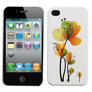 Insten Phone Back Protector Cover For iPhone 4/4S, Sunny Springtime (1019172)