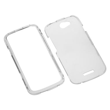 Insten® Protector Case For HTC-One S, T-Clear