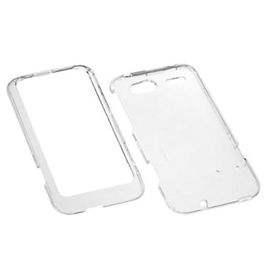Insten® Protector Case For HTC Radar 4G, T-Clear