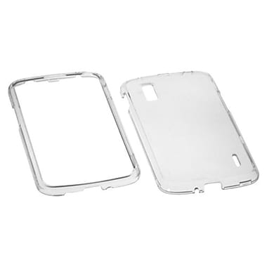 Insten® Protector Cover For LG E960 Nexus 4, T-Clear