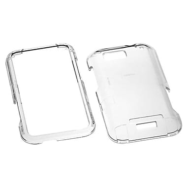 Insten® Protector Case For Motorola MB525 Defy, T-Clear