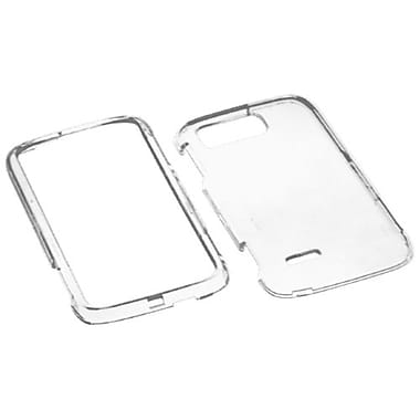 Insten® Faceplate Case For Motorola MB865/Atrix 2, Clear