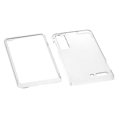 Insten® Protector Case For Motorola XT862, Clear