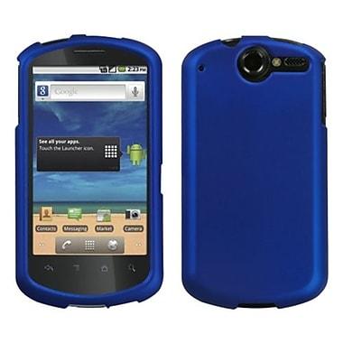 Insten® Phone Protector Case For Huawei U8800 Impulse 4G, Titanium Solid Dark Blue