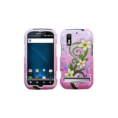Insten® Protector Cover For Motorola MB855 Photon 4G/Electrify, Tropical Flowers