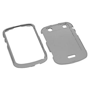Insten® Phone Faceplate Case For BlackBerry 9900, Smoke