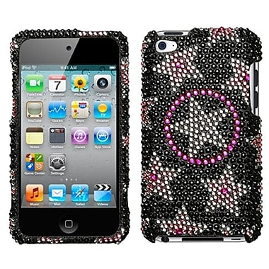 Insten® Diamante Protector Cover For iPod Touch 4th Gen, Twinkle