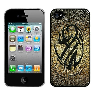 Insten® Back Protector Cover F/iPhone 4/4S, Web of Iron Dream