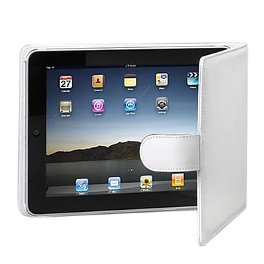 Insten® MyJacket Wallet For iPad, White