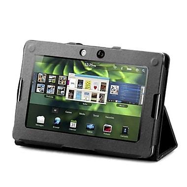 Insten® MyJacket Wallet For BlackBerry Playbook, Black