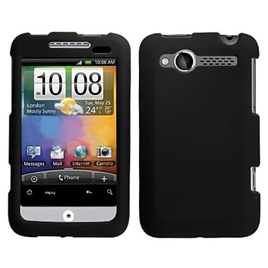 Insten® Protector Case For HTC WildFire/Bee ADR6225, Piano Black