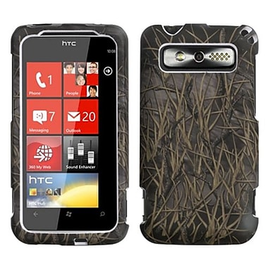 Insten® Protector Cover For HTC Trophy, Lizzo Bushes