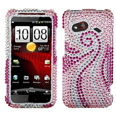 Insten Protector Snap-In Cover Case For HTC Droid Incredible 4G LTE ADR6410L (1030931)