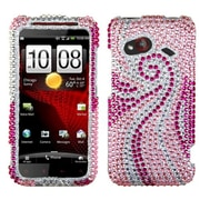 Insten® Protector Snap-In Cover Case For HTC Droid Incredible 4G LTE ADR6410L