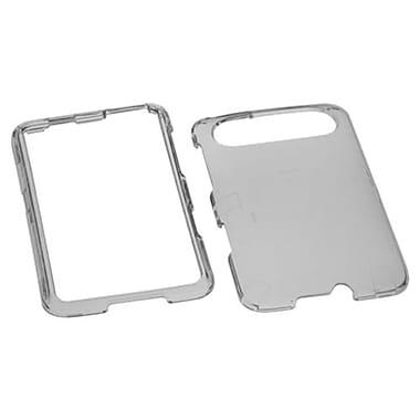 Insten® Faceplate Case For HTC HD7/HD7S, T-Smoke