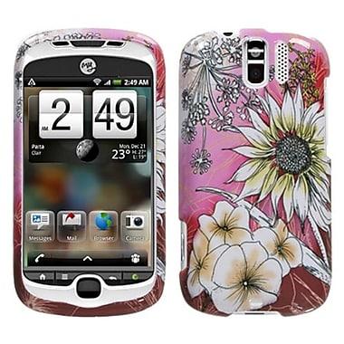 Insten® Faceplate Case For HTC myTouch 3G Slide, Spring Time