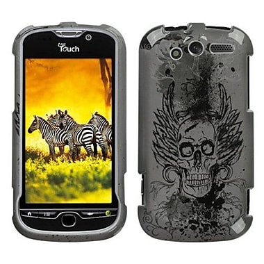 Insten® Faceplate Case For HTC myTouch 4G, Vintage Skull