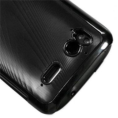 Insten® Back Protector Case For HTC Sensation 4G, Black