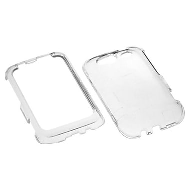 Insten® Faceplate Case For HTC WildFire S, T-Clear