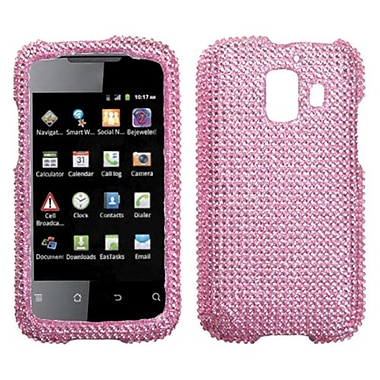Insten® Diamante Protector Cover For Huawei U8665 Fusion 2, Pink