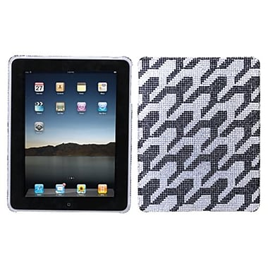 Insten® Diamante Back Protector Cover For iPad, Rocket