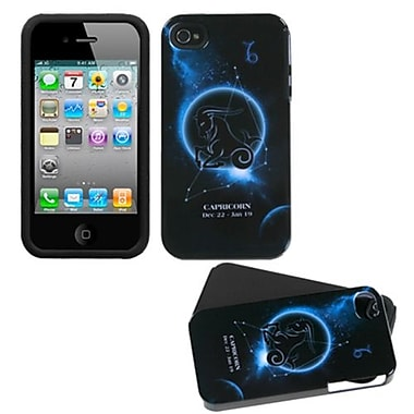 Insten Horoscope Collection Fusion Faceplate Case For iPhone 4/4S, Capricorn (1032120)