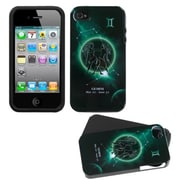 Insten® Horoscope Collection Fusion Faceplate Case F/iPhone 4/4/4SG, GeMini