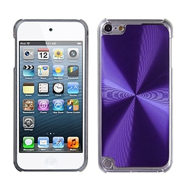Insten Cosmo Back Protector Cover For iPod Touch 5th Gen, Purple (1032421)