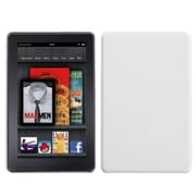 Insten Back Protector Cover For Kindle Fire, Natural Ivory White (1032499)