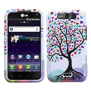 Insten® Faceplate Case For LG MS840 Connect 4G, Love Tree