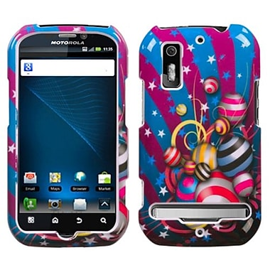 Insten® Faceplate Case For Electrify/MB855/Photon 4G, Jumpy