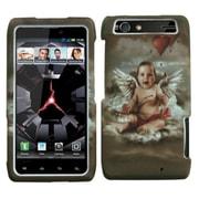 Insten® Faceplate Case For Motorola XT912 Droid RAZR Verizon, Lizzo Cupid